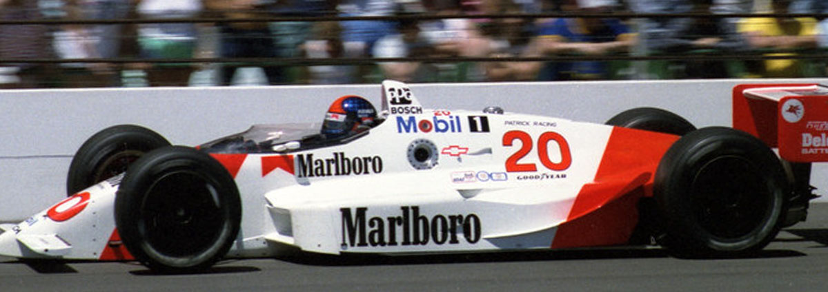 Emerson Fittipaldi banner