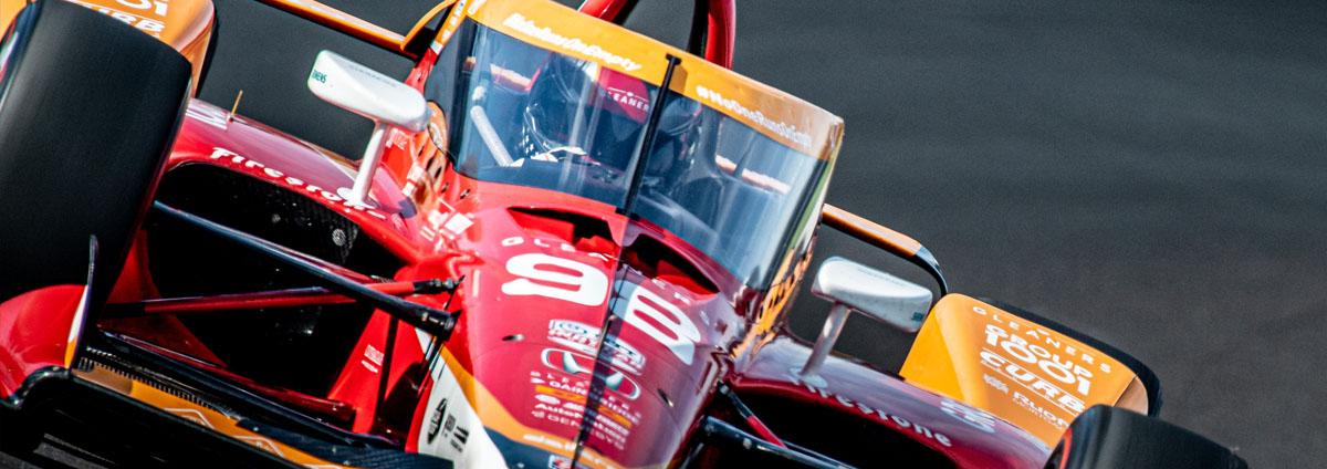 Marco Andretti banner
