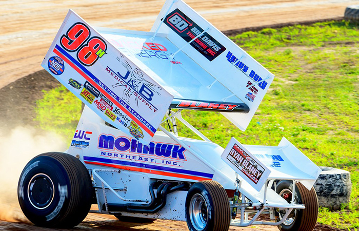 Dave Blaney Gallery Image