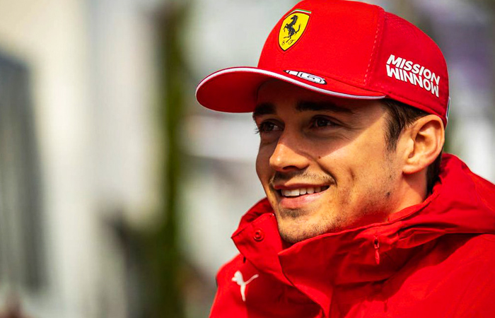 Charles Leclerc Gallery Image