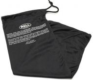 FACE SHIELD SLEEVE / CLEANING CLOTH - BLACK (V14)