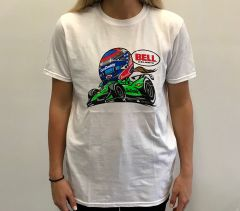 DANICA INDY RACER TEE - ADULT