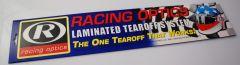 287 SRV TEAROFFS - RACING OPTICS SPEEDSTACK (4x3) 4MIL