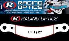 SE03/SE05 TEAROFFS RACING OPTICS X STACK (10) 2MIL PERIMETER SEAL