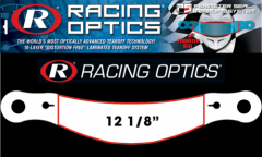 287 SRV TEAROFFS RACING OPTICS X STACK (10) 2MIL PERIMETER SEAL