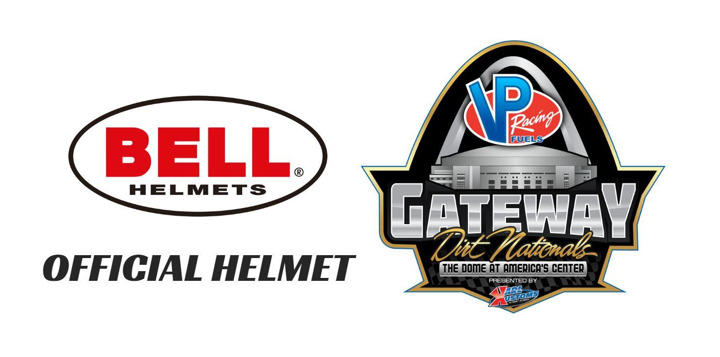 Bell Becomes Official Helmet of Gateway Dirt Nationals