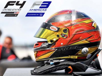 Bell Named Official Helmet Partner of F4 U.S. & F3 Americas Championship