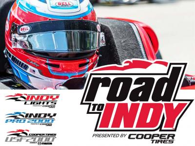 Bell Becomes Official Partner of the Road to Indy