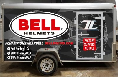 Bell Racing USA Partners with TL Racing LLC For New Pilot Program