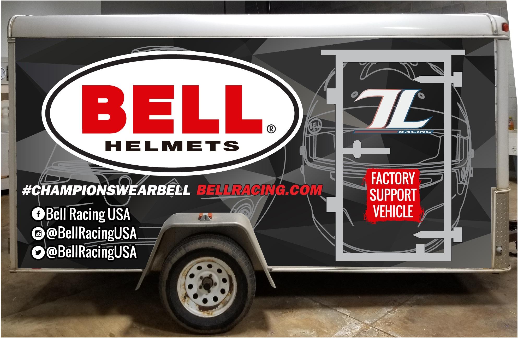 Bell Racing USA Partners with TL Racing LLC For New Pilot Program